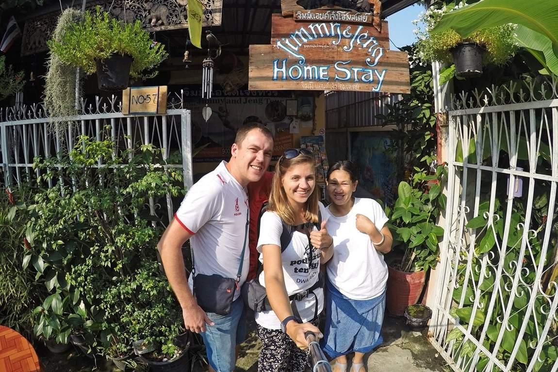 fajny hotel w Chiang Mai