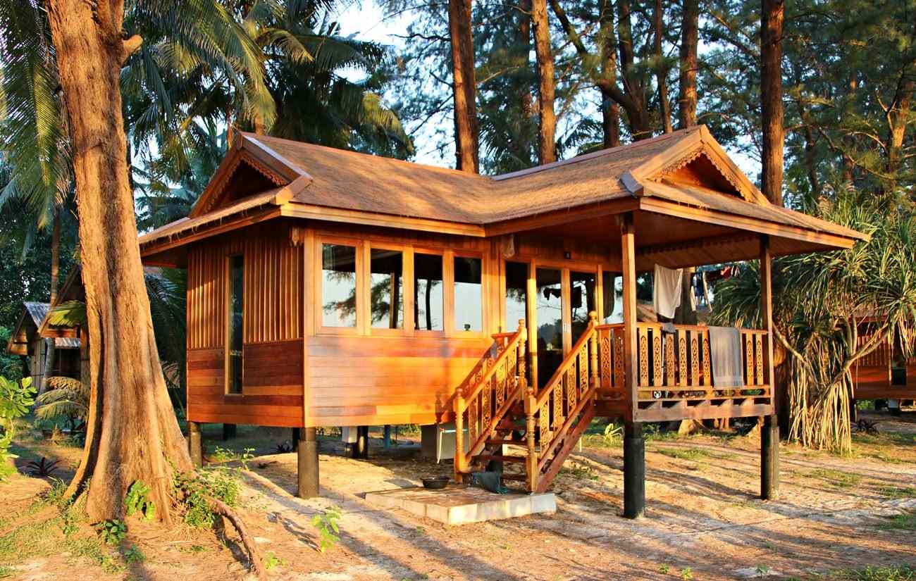 Koh Phayam domek przy plaży