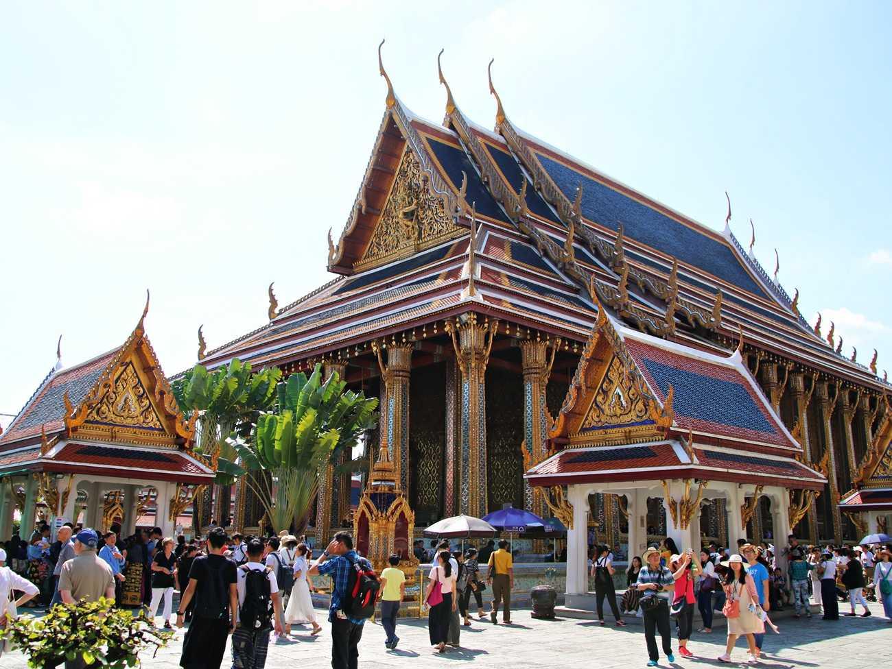 Wielki Pałac Królewski Bangkok