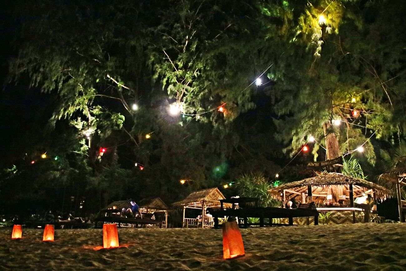 Koh Phayam bungalow