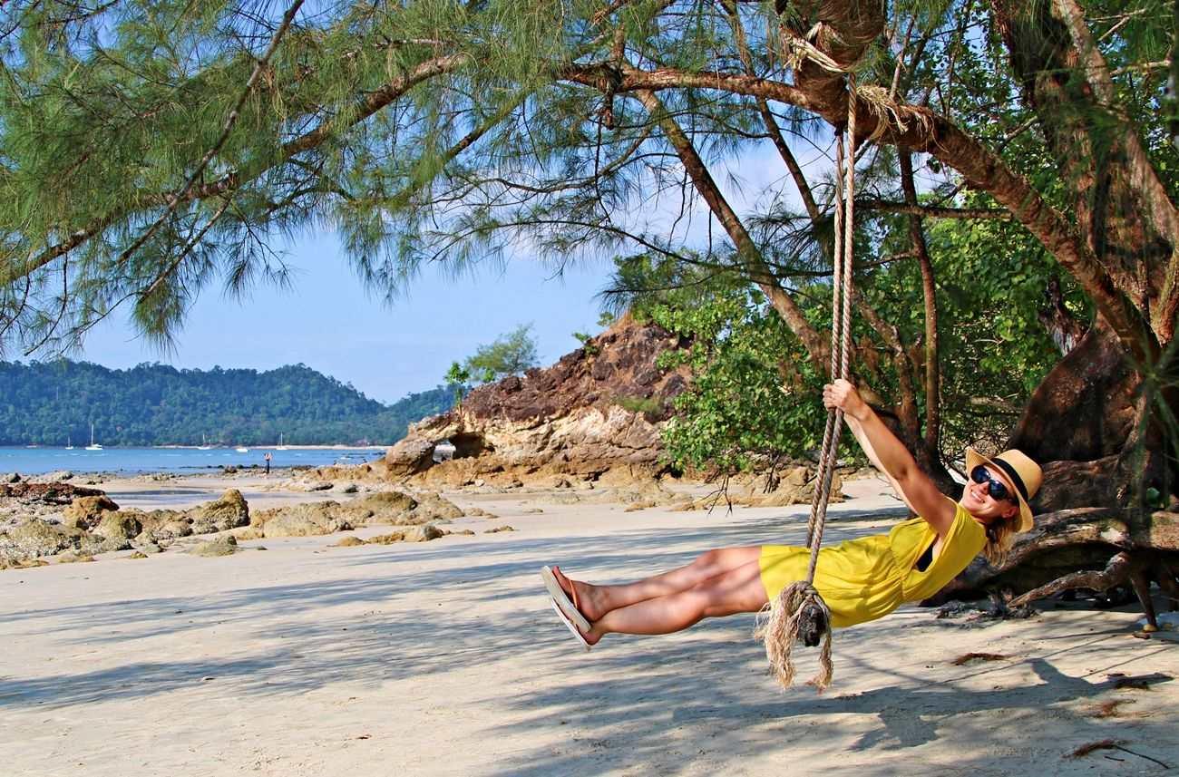 Koh Phayam plaża
