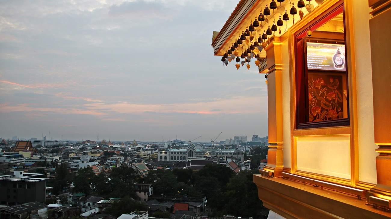 co robić w Bangkoku świątynie