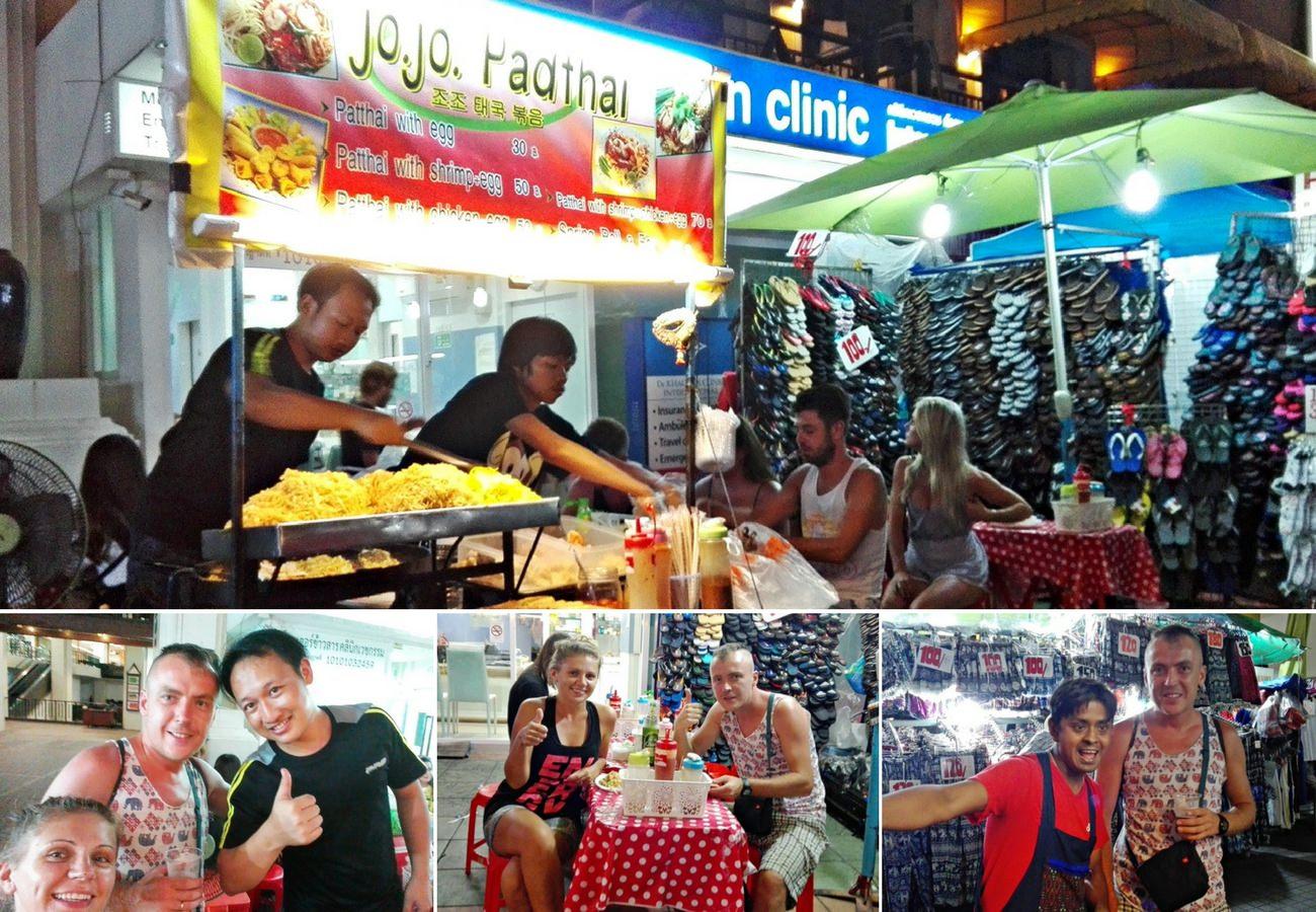 gdzie najlepszy padthai Bangkok