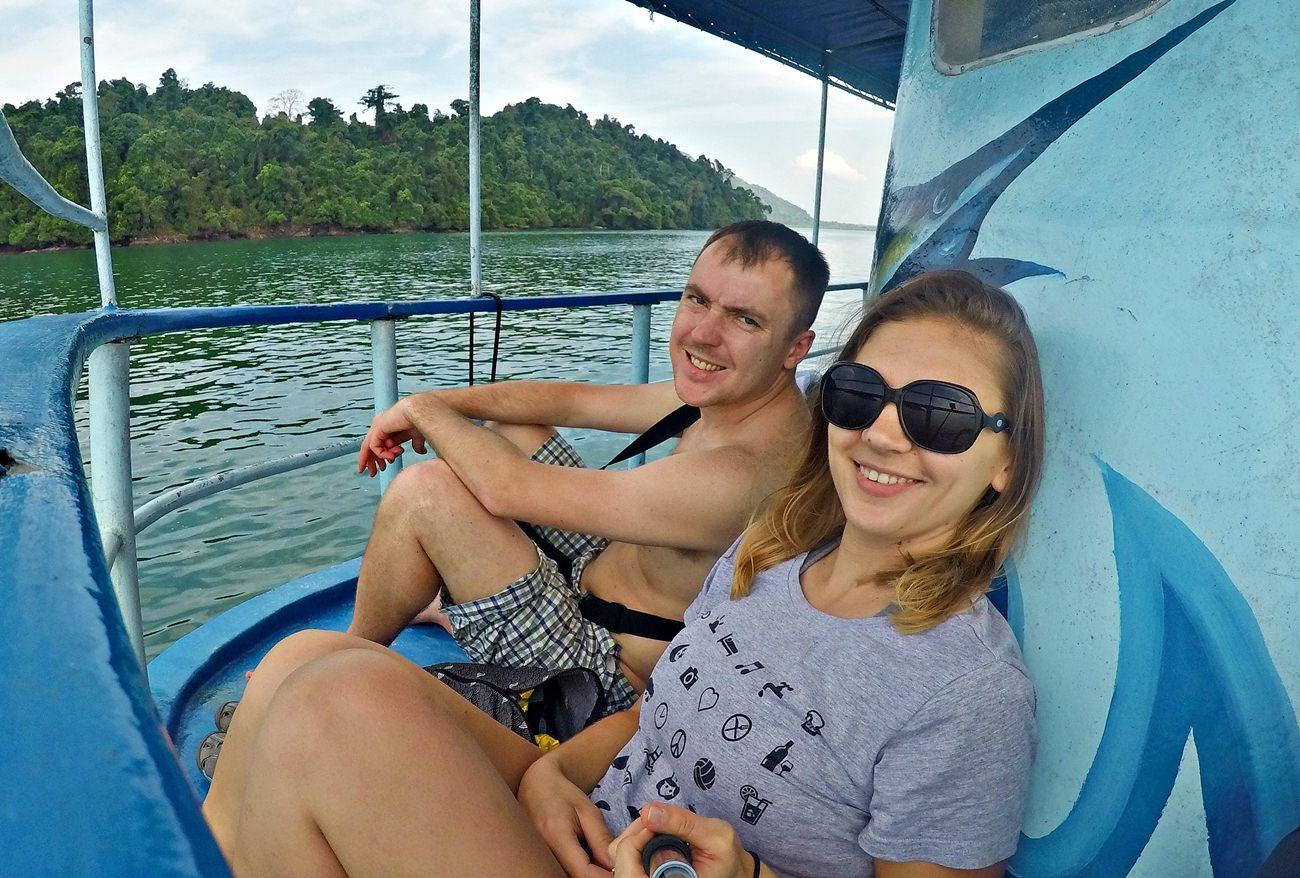 koh phayam slow boat