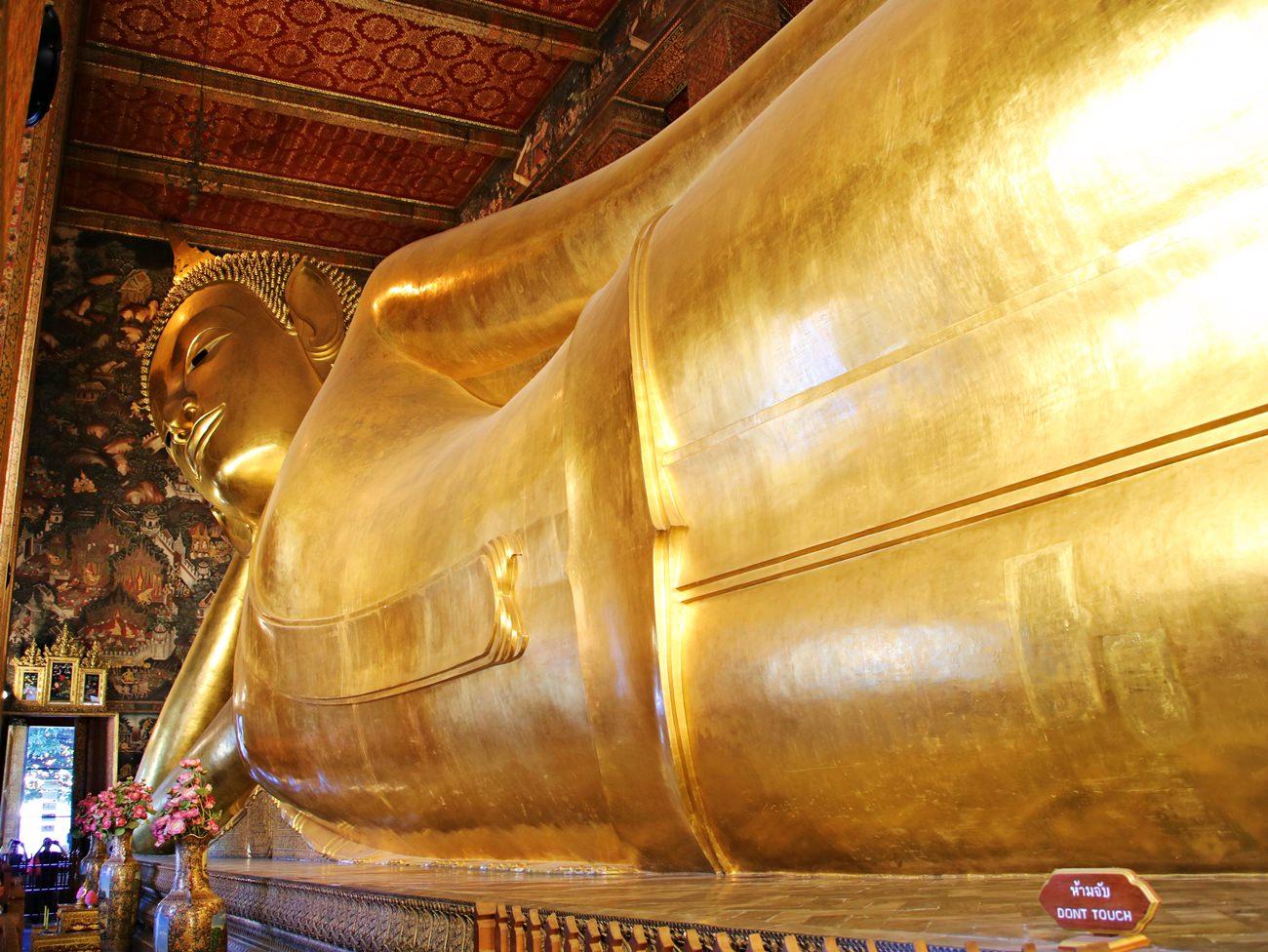 największy posąg Buddy