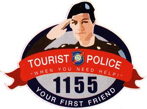 Tajlandia numer na policję