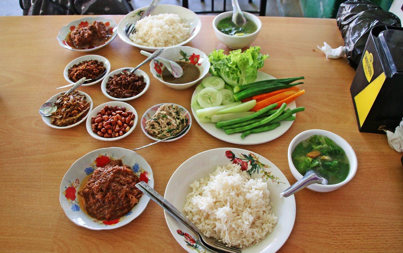 ciekawostki o Azji: jedzenie