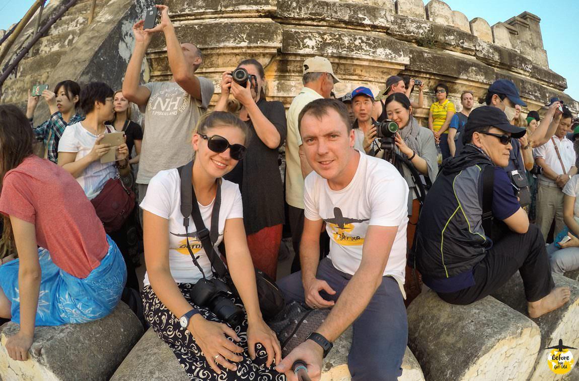 Birma zwiedzanie Bagan