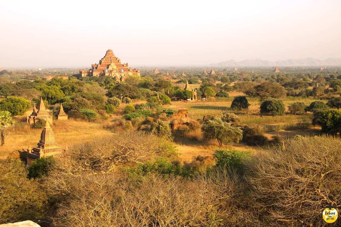 Bagan w Birmie co zobaczyć