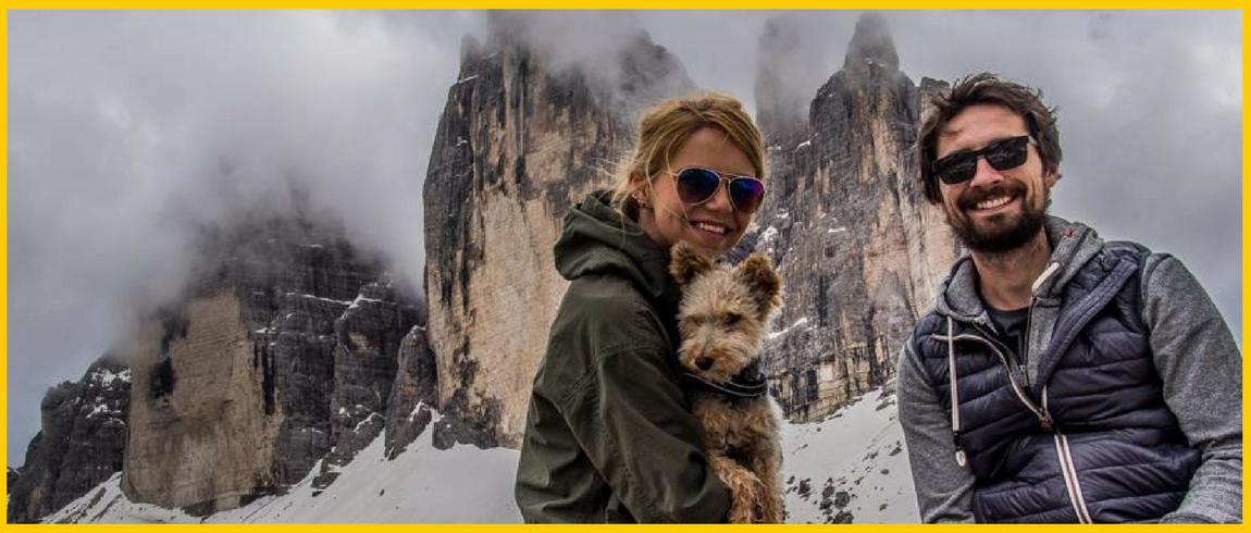 blog o podróżach z psem