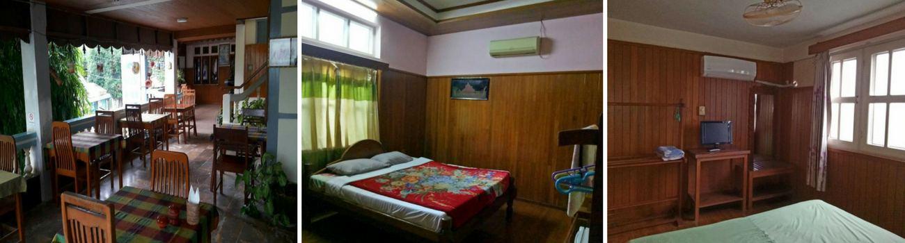 tanie noclegi w Birmie