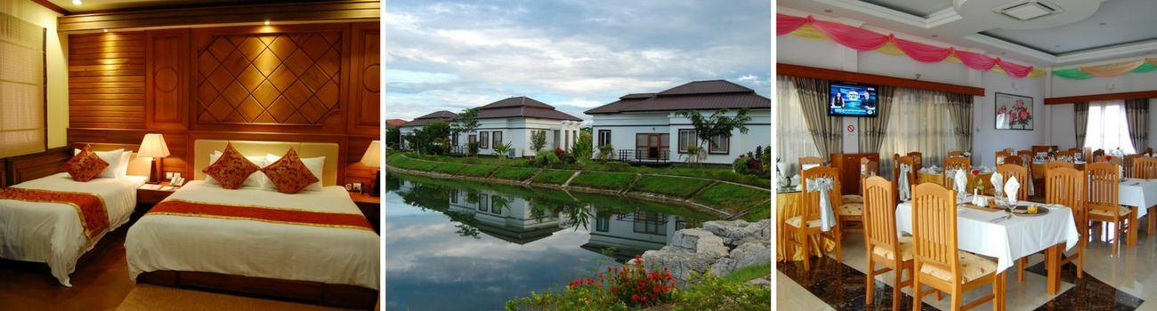 tanie hotele w Birmie