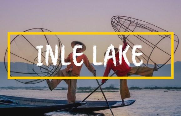 jezioro Inle atrakcje