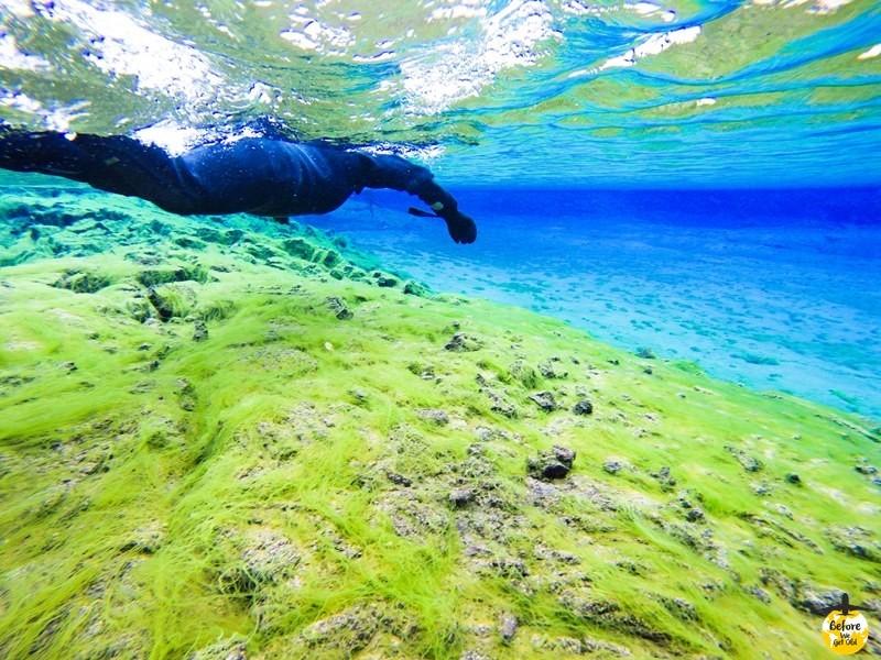 Silfra Islandia atrakcje