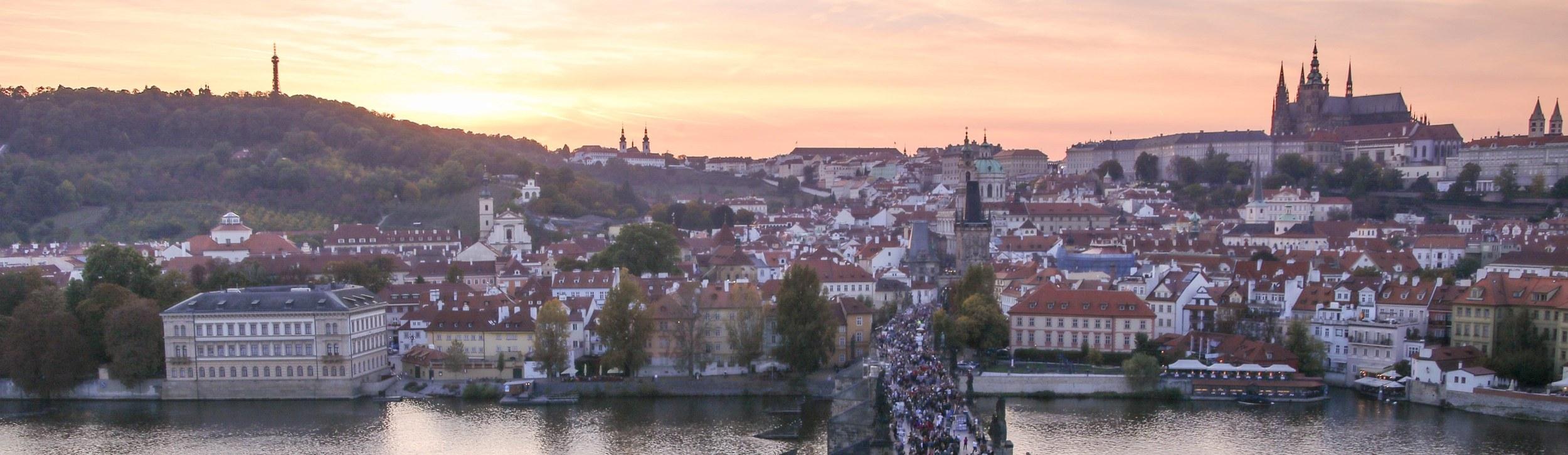Praga w 3 dni