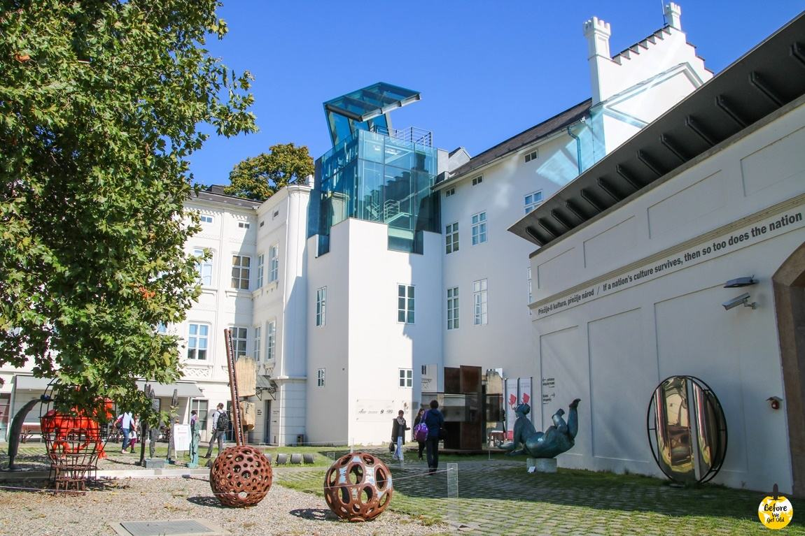 Praga w 3 dni Muzeum Kampa
