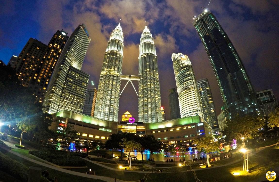 Azja top 10 miejsc Petronas Towers Malezja