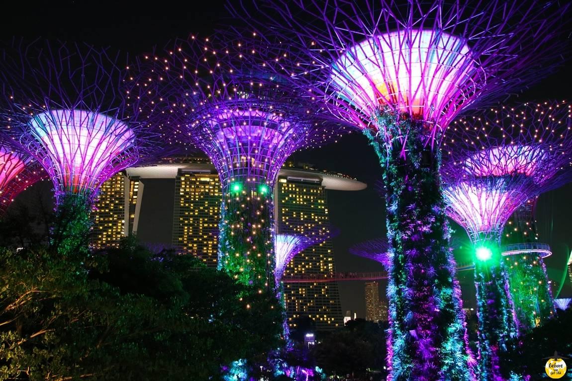 Azja top 10 miejsc Singapur atrakcje