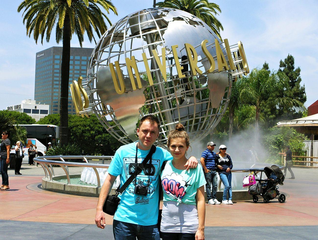 Los Angeles parki rozrywki