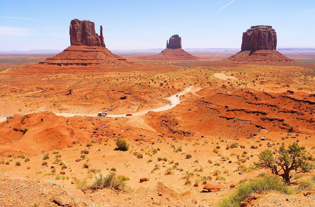 parki narodowe USA