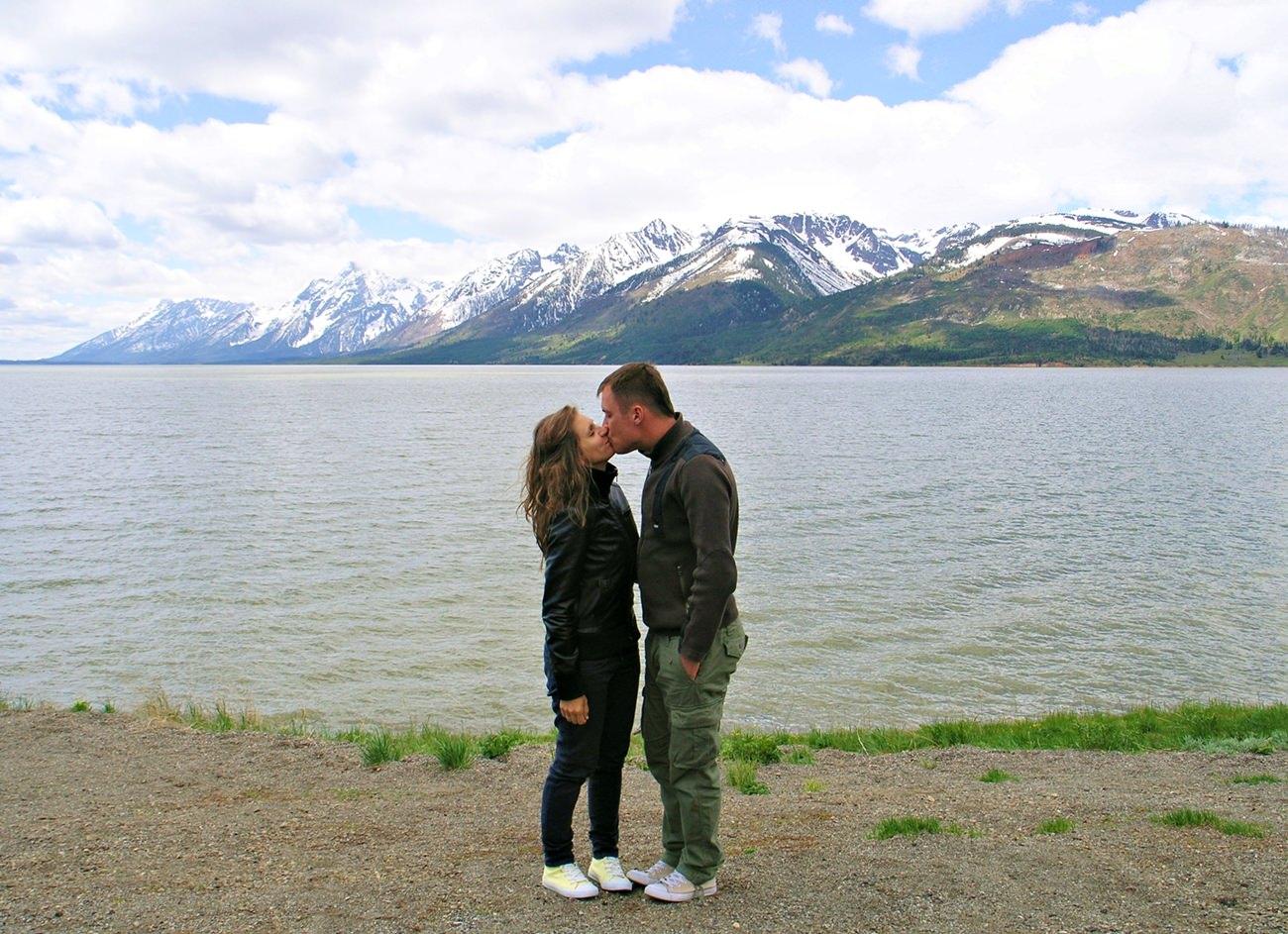 Wyoming park narodowy