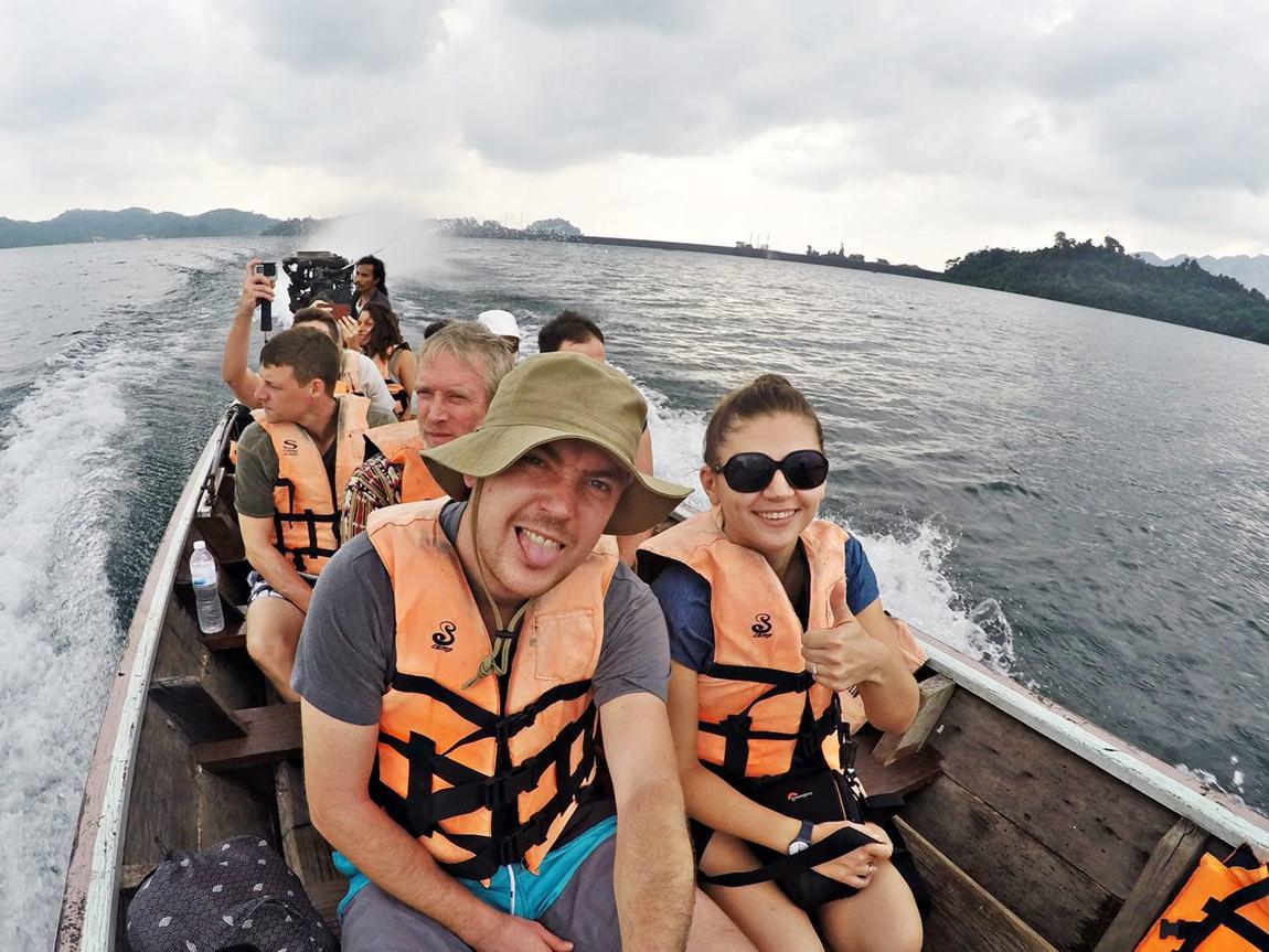Khao Sok Tajlandia wycieczki