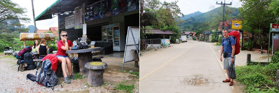 Khao Sok Tajlandia miejscowość