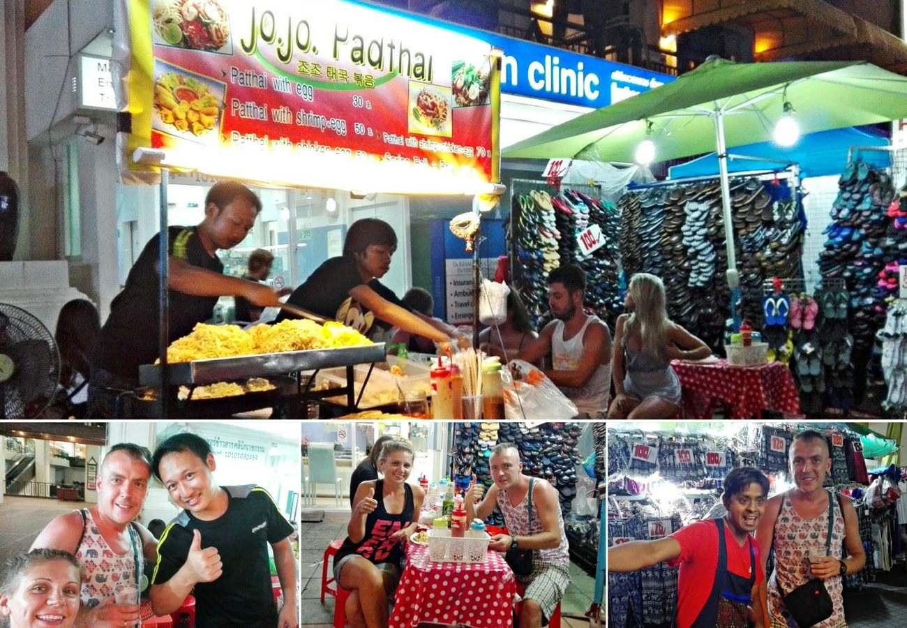 co robić w Bangkoku