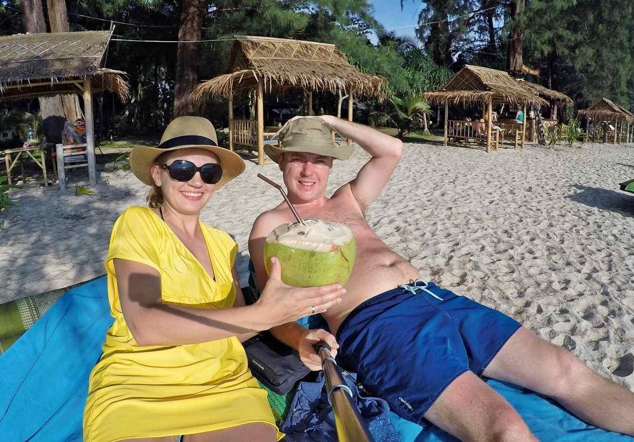 Koh Phayam rajska wyspa