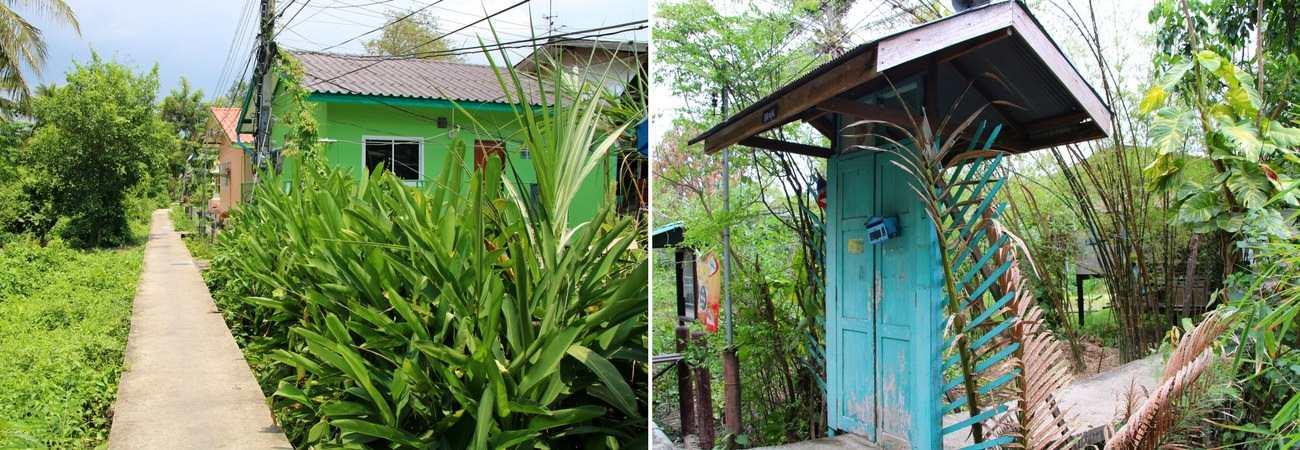 co robić w Bangkoku spokojna dzielnica