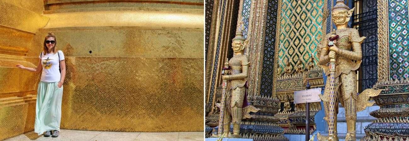plan zwiedzania Bangkoku