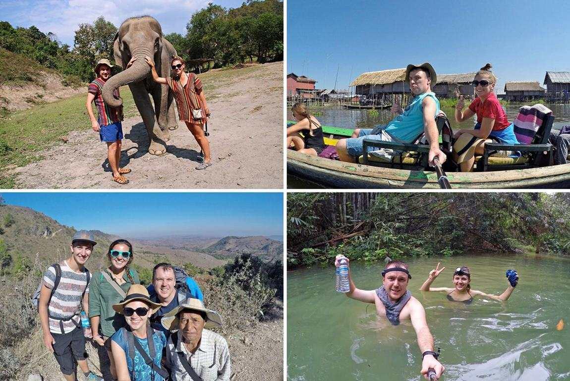 kilkumiesięczna podróż po azji