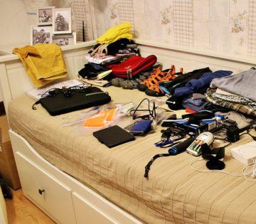 co spakować do Azji? Jak spakować plecak?