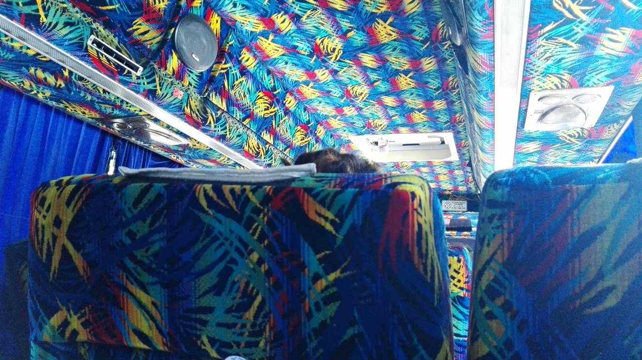 ciekawostki o Azji - autobusy