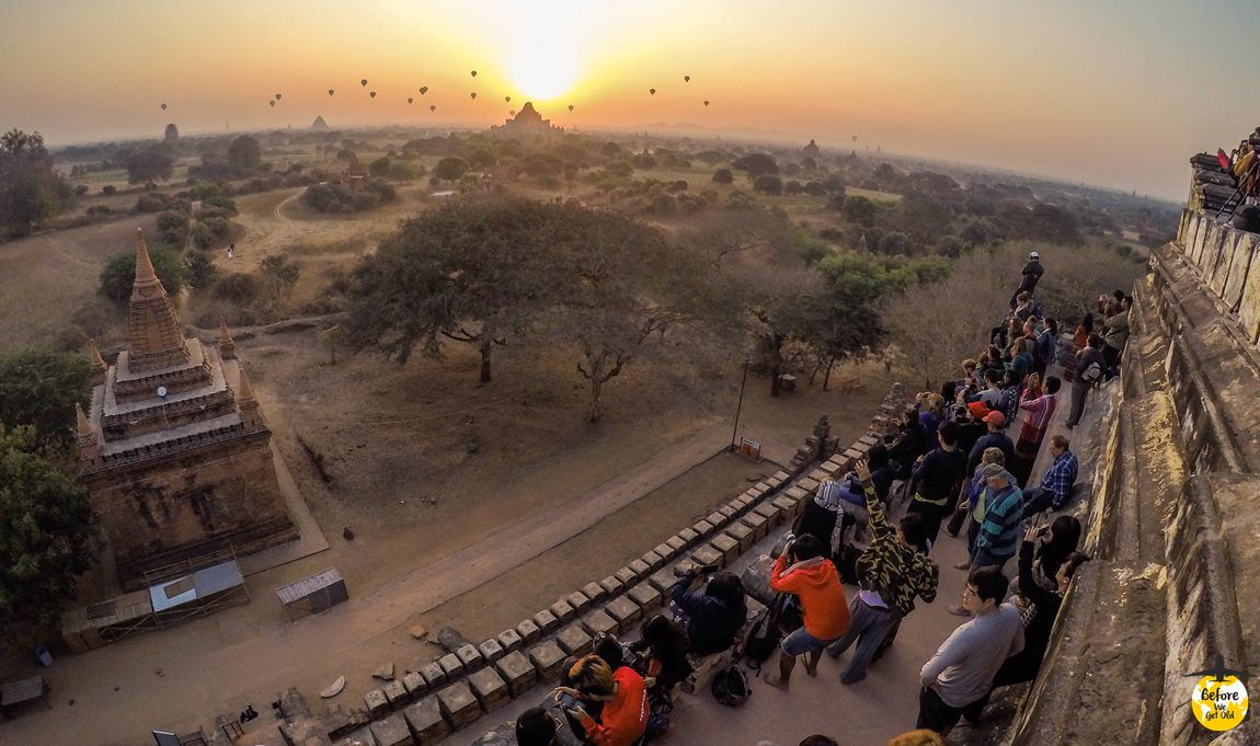 Bagan w Birmie