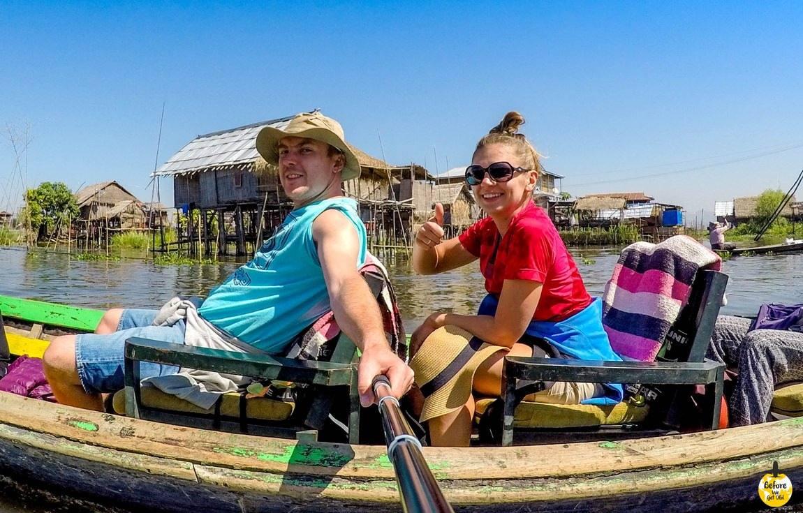 Birma zorganizowane wycieczki