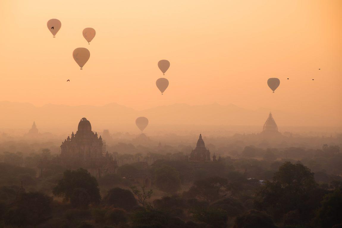 Mjanma trasa
