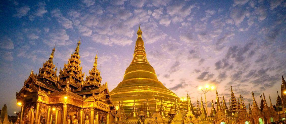 Yangon Birma