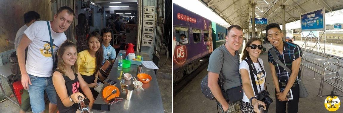 Yangon Birma jak zwiedzać