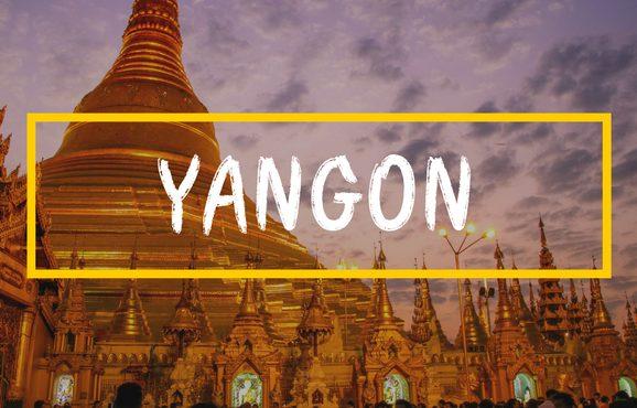 Rangun atrakcje Yangon