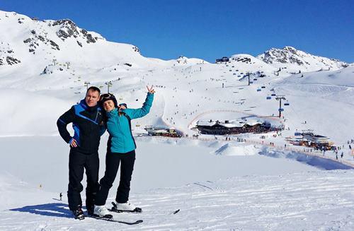 gdzie na narty w Austrii
