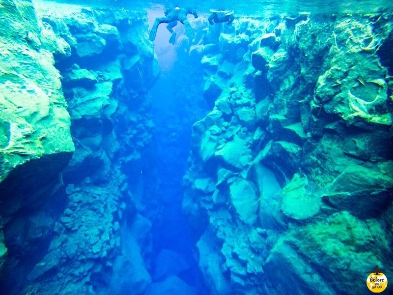 Silfra Islandia