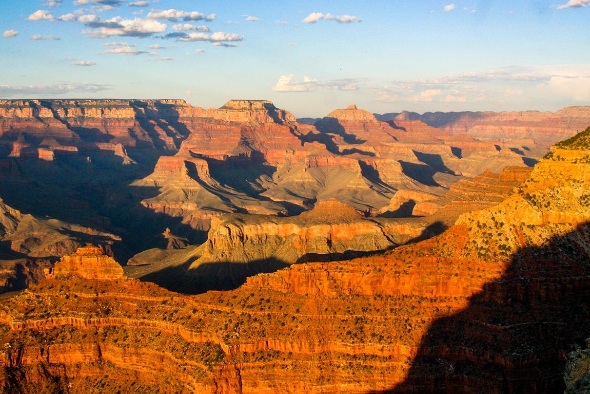 Wielki Kanion zachód USA