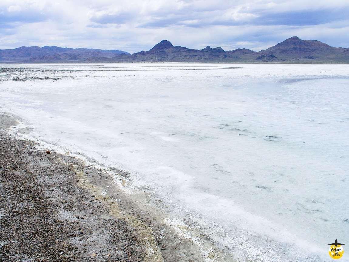 Bonneville Salt Flats USA ciekawe miejsca