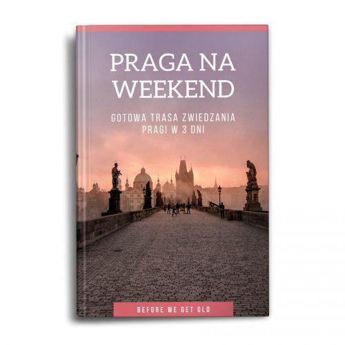 Praga na weekend przewodnik