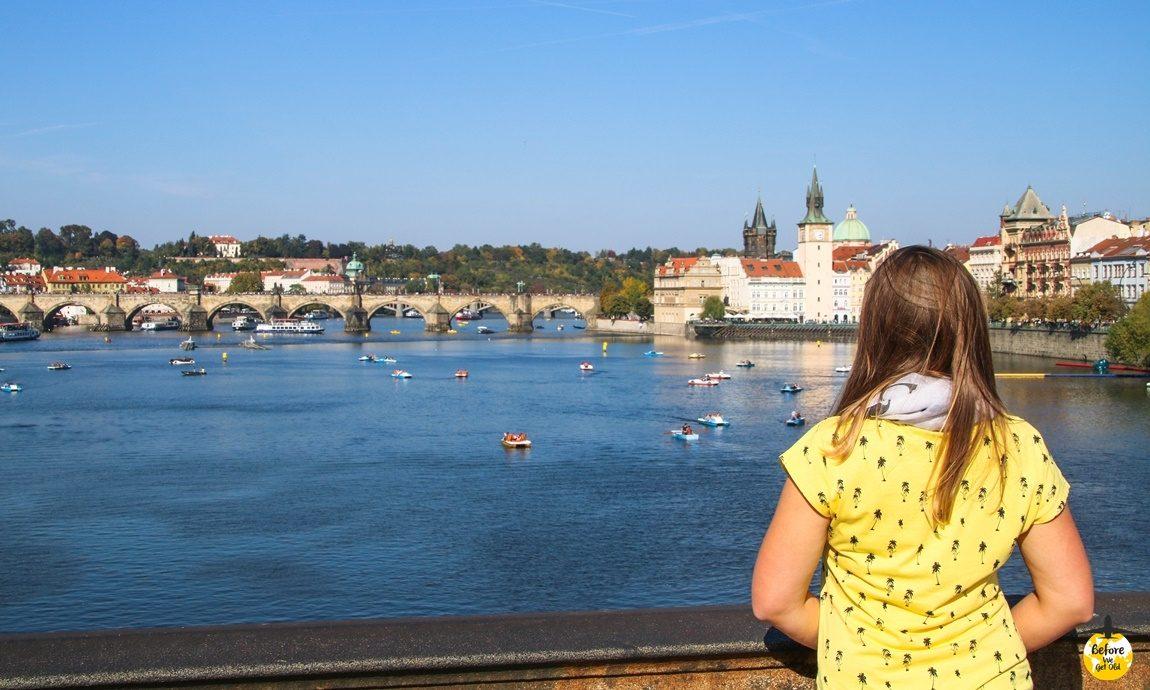 Praga w 3 dni Most Legii