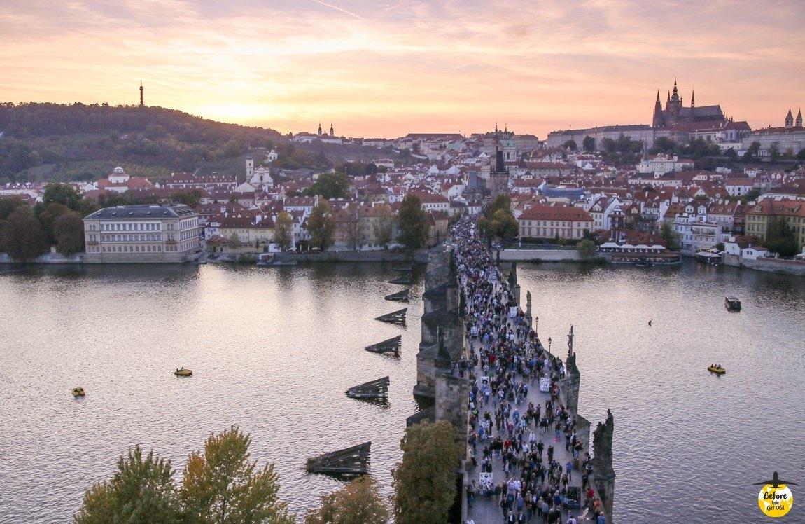 Praga w 3 dni atrakcje