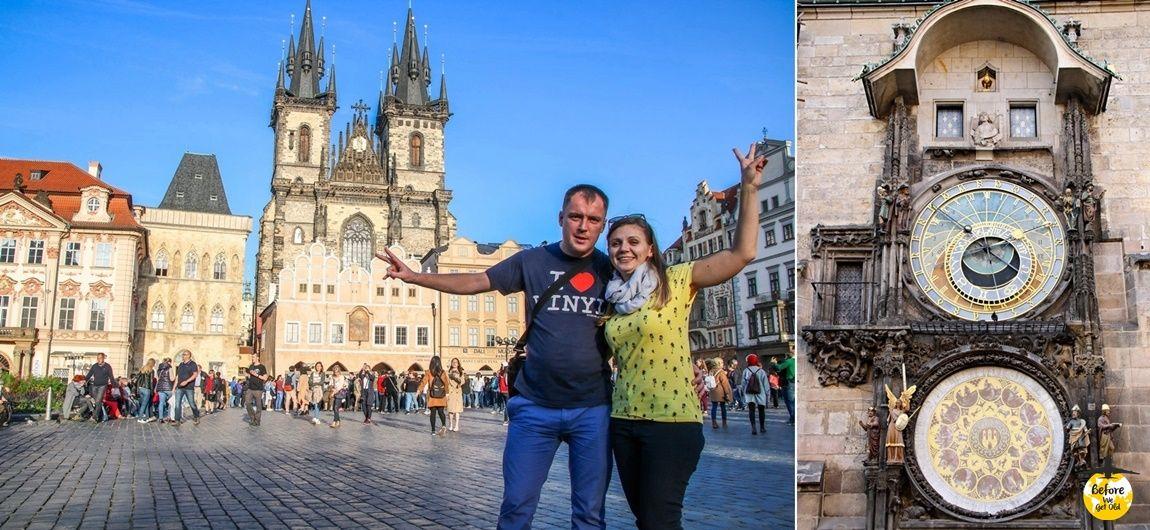 Praga w 3 dni rynek