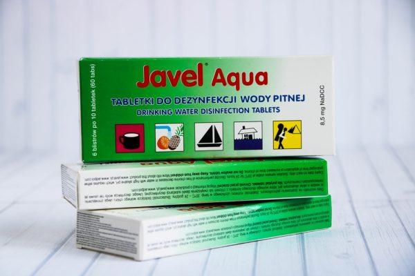 niezbędnik podróżnika tabletki do dezynfekcji wody