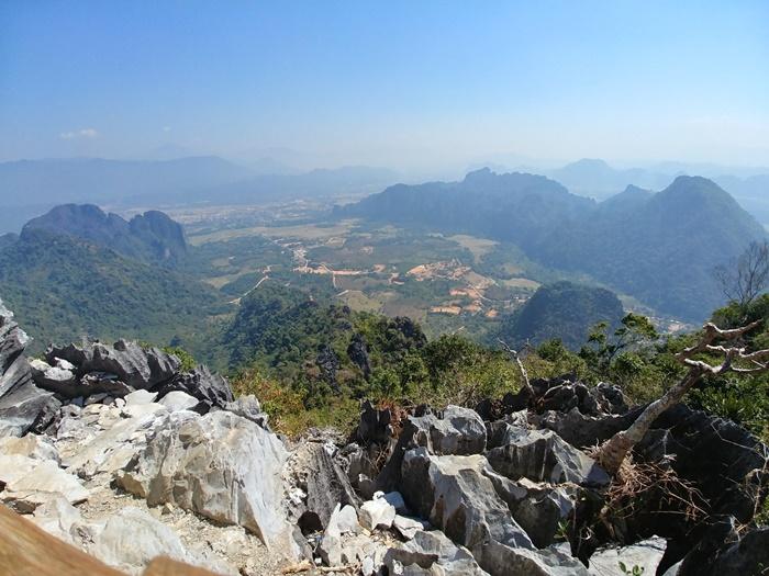 Vang Vieng punkty widokowe